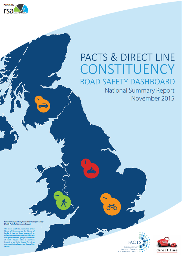 PACTS & Direct Line Road Safety Report