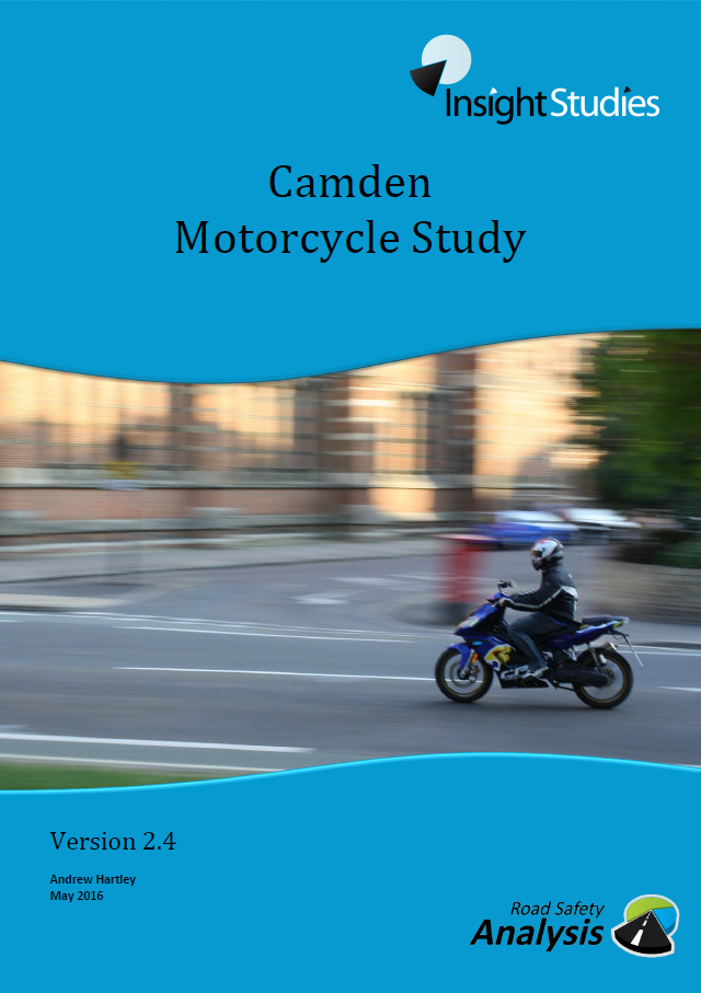 Camden Motorcycle Study front cover
